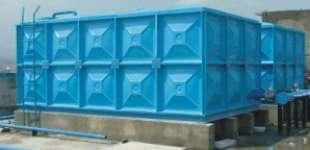 harga tangki air panel fiber