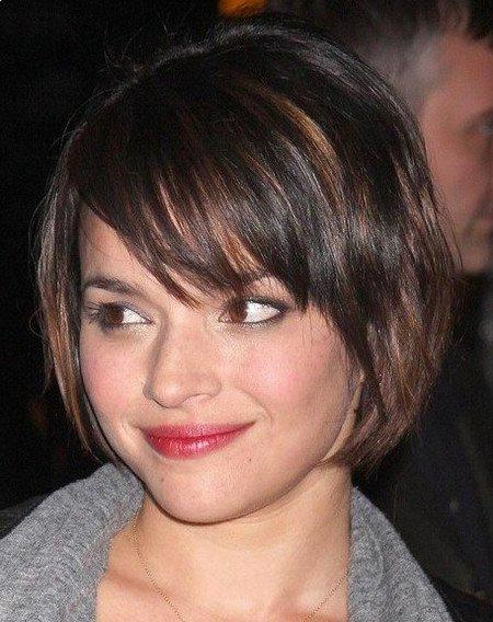 Swell Hairstyle 2013 Short Bob Hairstyles Part 7 Short Hairstyles For Black Women Fulllsitofus