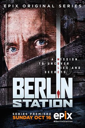 Berlin Station 2016: Season 1 - Full (1/10)