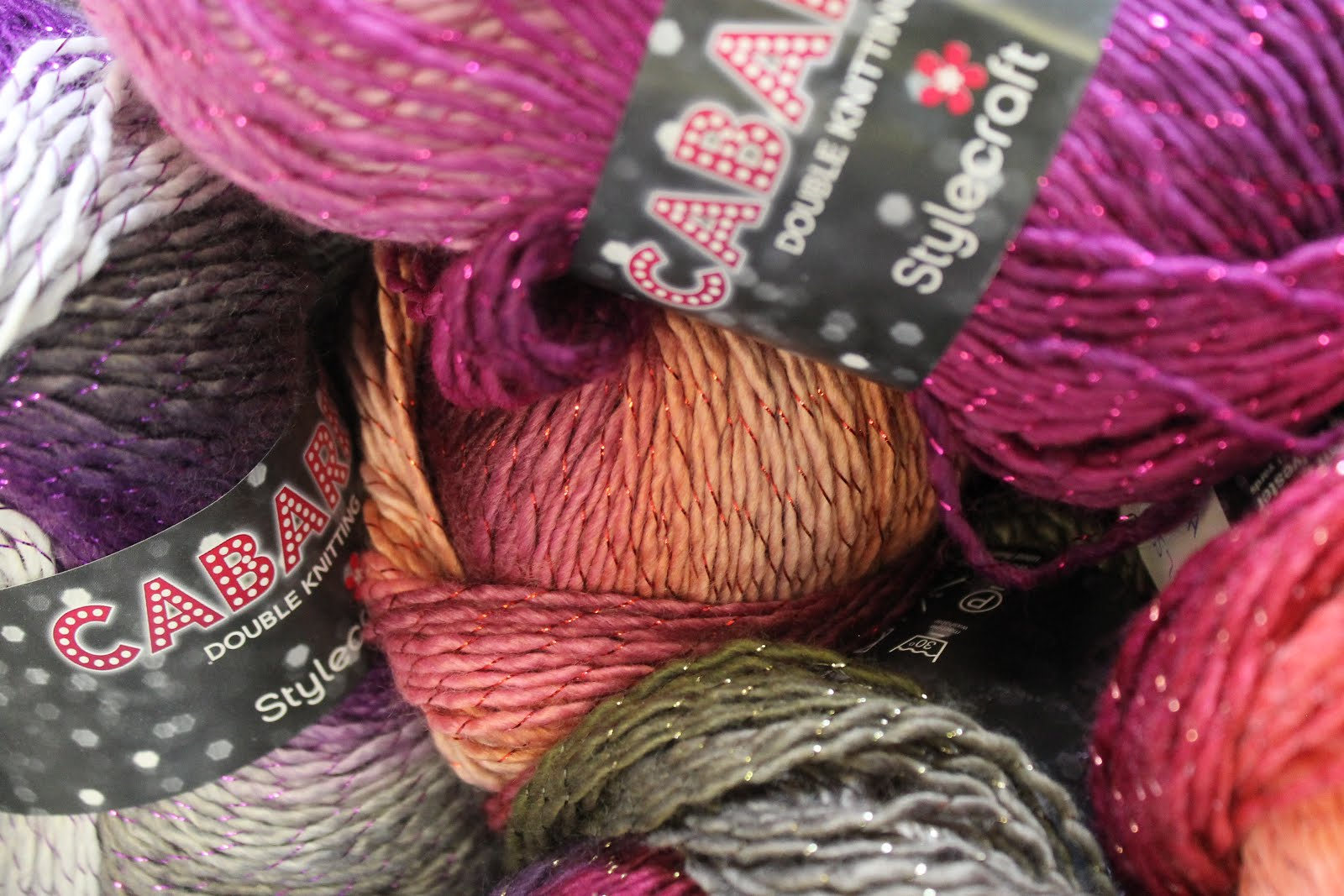 Buy Stylecraft yarns here: