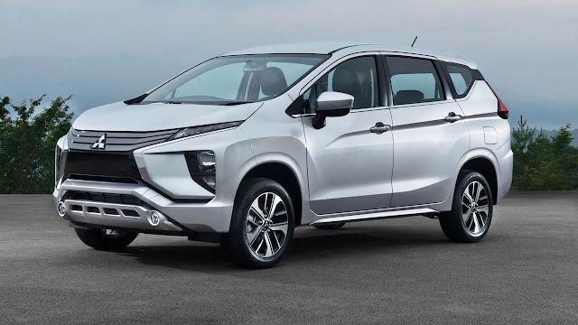™️ Mitsubishi Xpander 2018 lên sàn đối đầu Toyota Innova