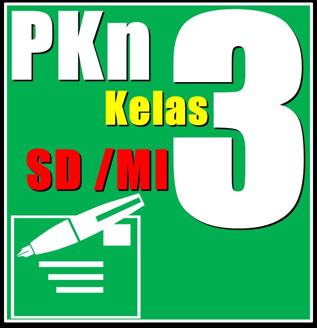 Buku BSE PKn Kelas 3 SD
