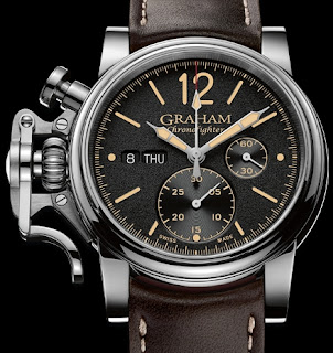 Montre Graham Chronofighter Vintage