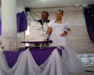 #BBNaija Gifty wedding