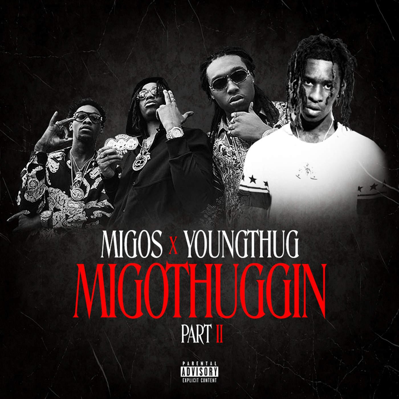 Young Thug & Migos - MigoThuggin, Pt. 2 Cover