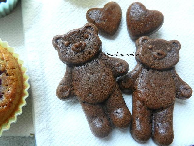 || Muffins véganes ; recettes de base et variantes