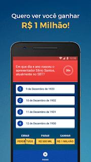 Show do Milhão Mod Hack APK - Oficial Android
