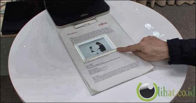 Prototipe Estate / Info Digital System Interface