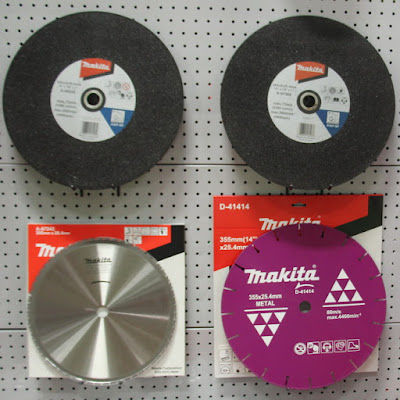 Makita Buriram Thailand Cutting Blade Abrasive Disc