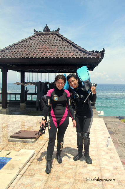 Diving Bali Indonesia Blog