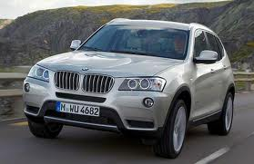 BMW X3 2012 test drive and review