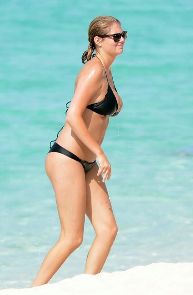 Kate Upton En Bikini Nos Deja Sin Palabras. Foto 1
