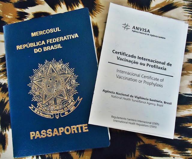 Preciso do certificado de vacinação internacional para entrar no Chile?
