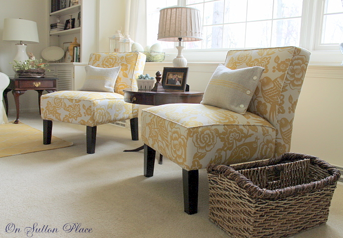 Living Room Part 2 | On Sutton Place