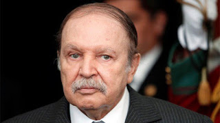 الرئيس الجزائري عبد العزيز بوتفليقة ، يعفو عن المساجين بمناسبة الذكرى 55 لعيدي الإستقلال والشباب