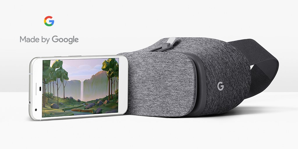 Google Pixel & Daydream VR International Giveaway