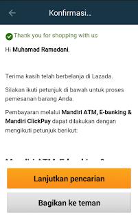 Cara Belanja di Lazada Dengan Aplikasi LazApp