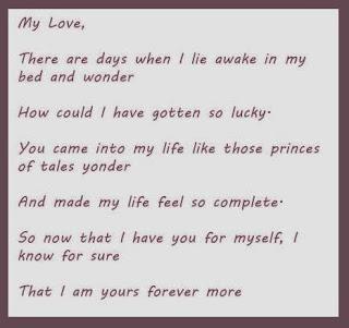 Short cute love poems for my girlfriend