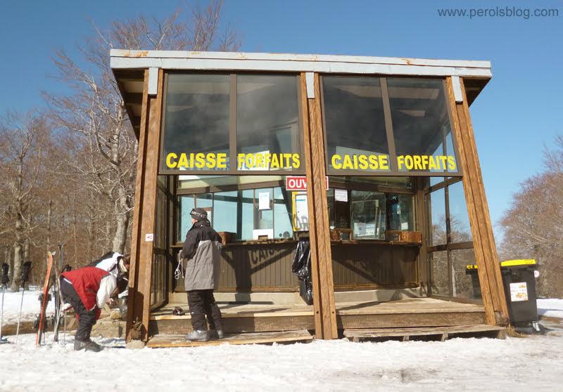 Prat Peyrot station de ski
