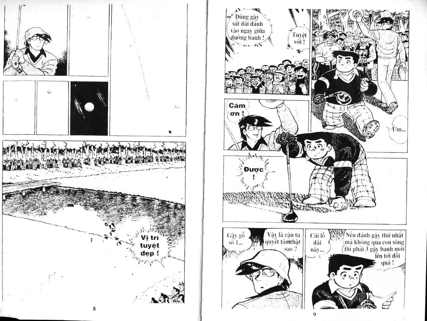 Ashita Tenki ni Naare chapter 43 trang 3