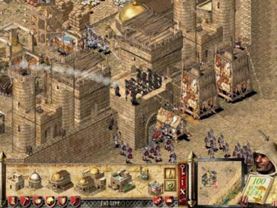Stronghold Crusader Free Full Version