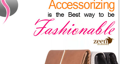 Accessorizing is the Best way to be Fashionable