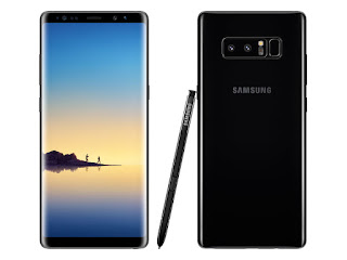 Image result for samsung galaxy note 8 design