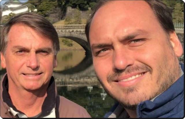 CARLOS BOLSONARO: MORTE DO MEU PAI INTERESSA 'AOS QUE ESTÃO MUITO PERTO'