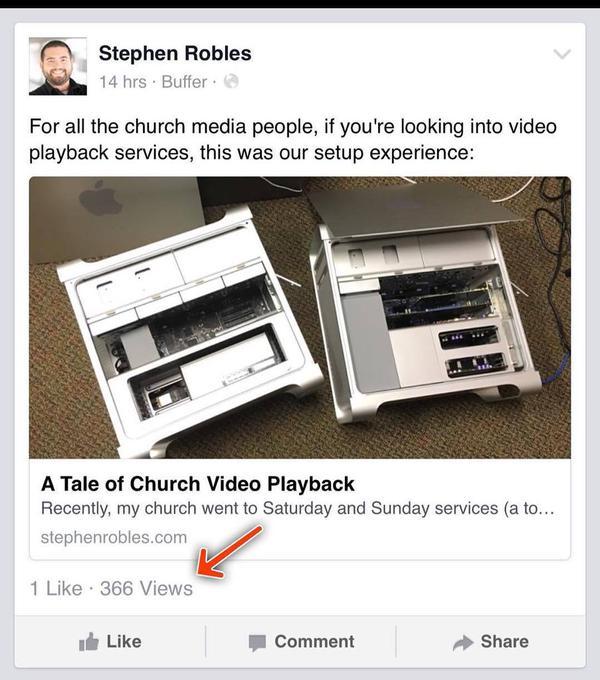 خطير - فيسبوك يصلح خطأ يسمح لك بمشاهدة عدد متابعين منشورك