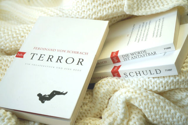 Terror - Ferdinand von Schirach Rezension www.nanawhatelse.at