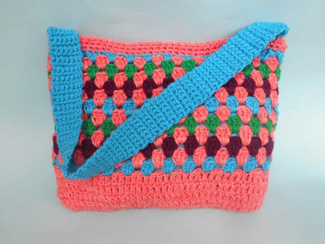 Crochet Crosia Free Patttern With Video Tutorials Easy Puffy
