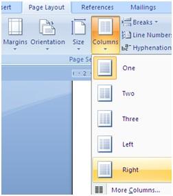 Cara Membuat Kolom Koran pada Microsoft Word | ALIFANDIN