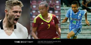 Keputusan Pemenang Anugerah Puskas FIFA 2016