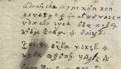 Surat Kode dari Biarawati yang Kesurupan Akhirnya Dipecahkan