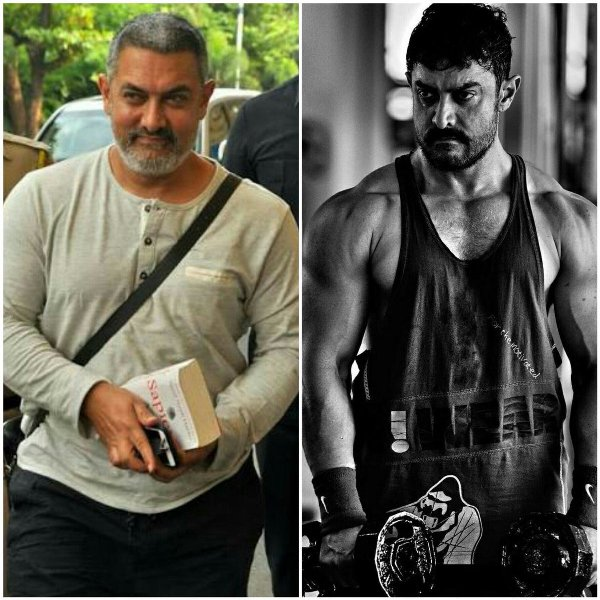 Aamir Khan Workout and Diet for Dangal | Muscle world