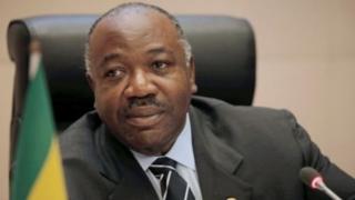Hali ya Rais wa Gaboni Matatani