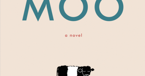 Books4yourkids Com Moo By Sharon Creech 288 Pp Rl 4