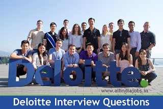 Deloitte Interview Questions