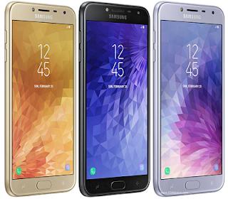 Samsung Galaxy J4 Keluaran Terbaru