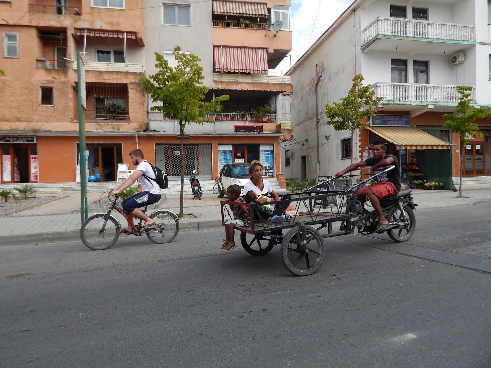 Doprava v Albánii