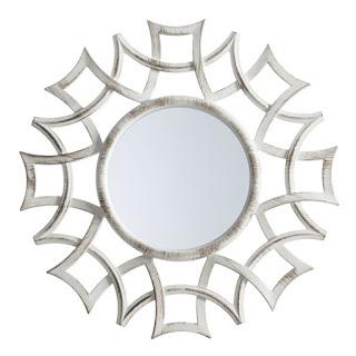 espejo redondo vintage