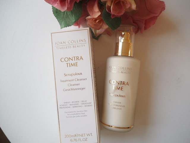 Joan Collins Timeless Beauty Contra Time Scrupulous Treatment Cleanser