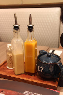 Asian Salad Dressing and Mango Dressing