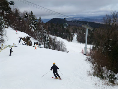 Gore Mountain, opening weekend, 11/26/2016.  The Saratoga Skier and Hiker, first-hand accounts of adventures in the Adirondacks and beyond, and Gore Mountain ski blog.
