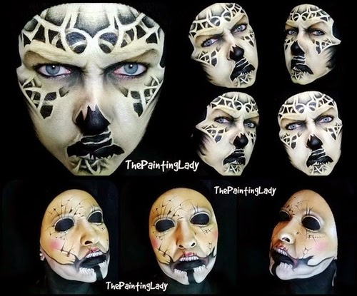 03-Nikki-Shelley-Halloween-Changing-Faces-Body-Paint-www-designstack-co