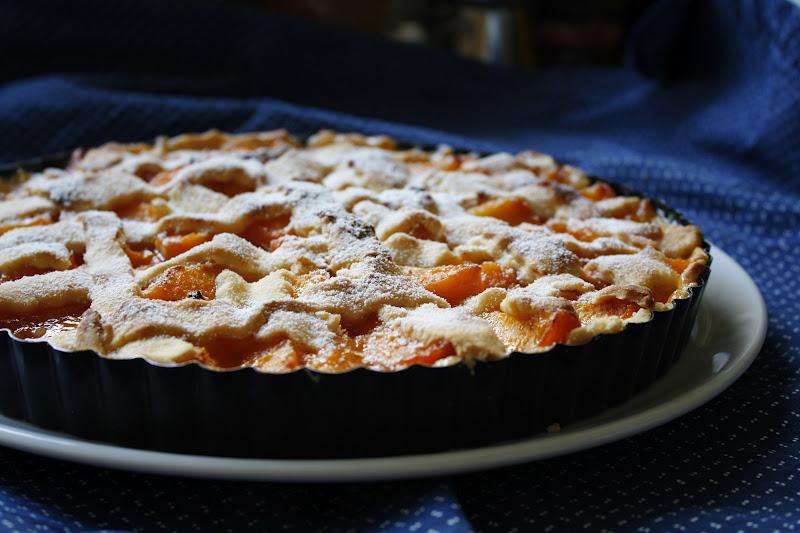 Irmakocht Marillen Crostata