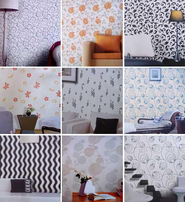 Jenis Wallpaper Untuk Dinding Lembab Segala Rumah