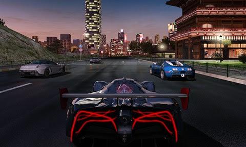 best racing game windows lumia