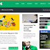 Flat Mag Responsive Plantilla Premium Blogger gratis