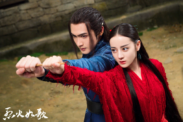 The Flame's Daughter Stills C-drama
